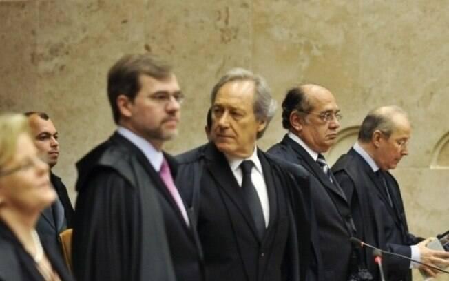 Esses são os responsáveis pela decisão mais polêmica da semana. Toffoli, Lewandowski e Gilmar Mendes