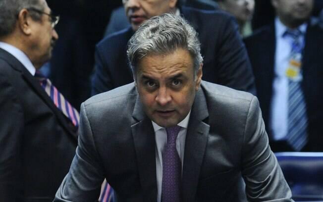 Aécio Neves se tornou réu por dinheiro de Joesley Batista em abril deste ano