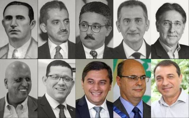 governadores impeachment