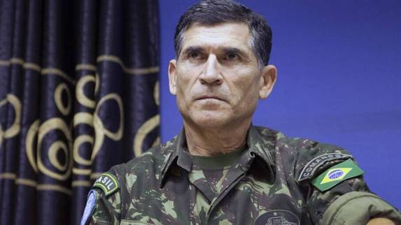 General Santos Cruz, ex-ministro do governo Bolsonaro