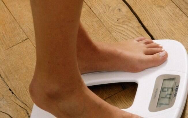...a rápida perda de peso. Foto: Thinkstock