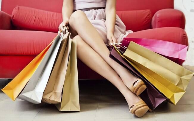 Experimente a liberdade de ficar um tempo determinado sem fazer algo que parece muito importante, mas que no fundo não é essencial -- como compras. Foto: Thinkstock Photos