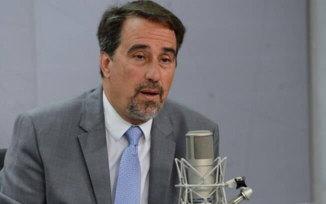 Gilberto Occhi era ministro da Integração Nacional no governo Dilma e agora preside a Caixa