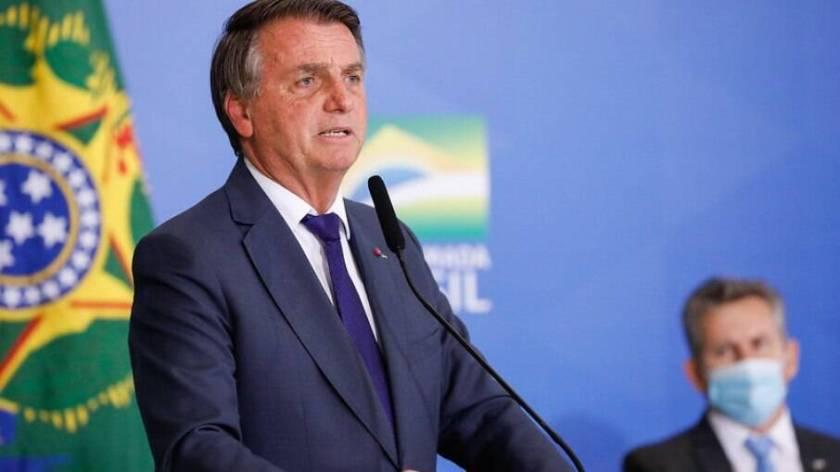 Jair Bolsonaro (no party)