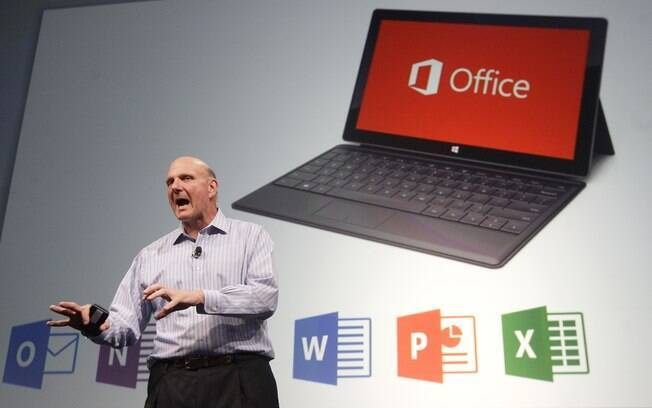 1º lugar: Microsoft (Tecnologia da informação). Foto: AP
