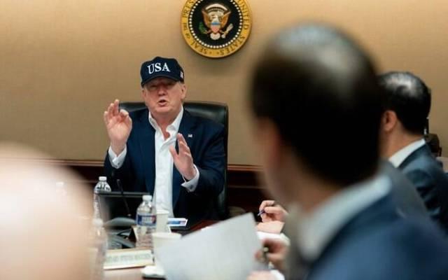 Presidente Donald Trump recebeu informações sobre ataque planejado pelo Irã