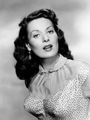 A atriz Maureen O'Hara morreu aos 95 anos