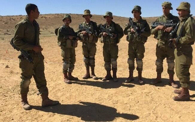 Para coronel da unidade, recrutar árabes é essencial para integração das comunidades