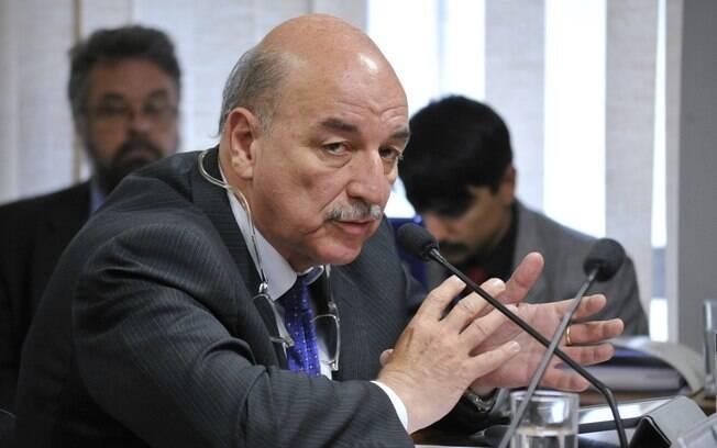 O deputado federal Osmar Terra (PMDB-RS) é o novo ministro do Desenvolvimento Social e Agrário. Foto: Geraldo Magela/Agência Senado
