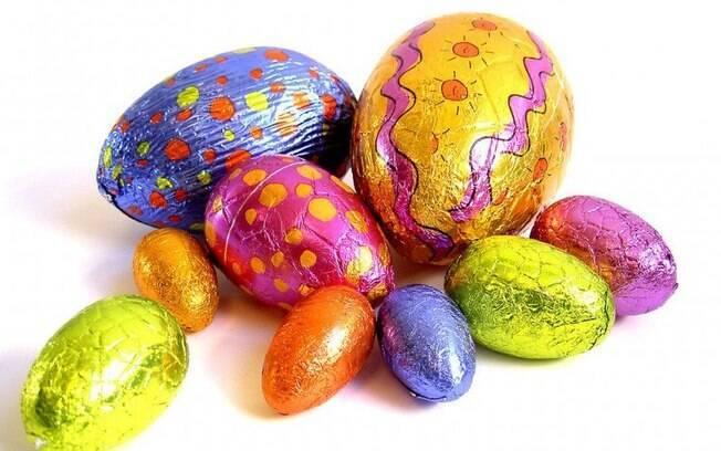Ovos de Páscoa ficaram 13,3% mais caros este ano