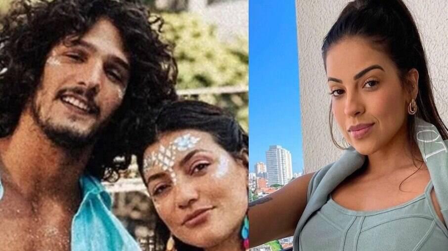 Maju Mazalli ficou com João Zoli, ex-noivo de Gabi Prado