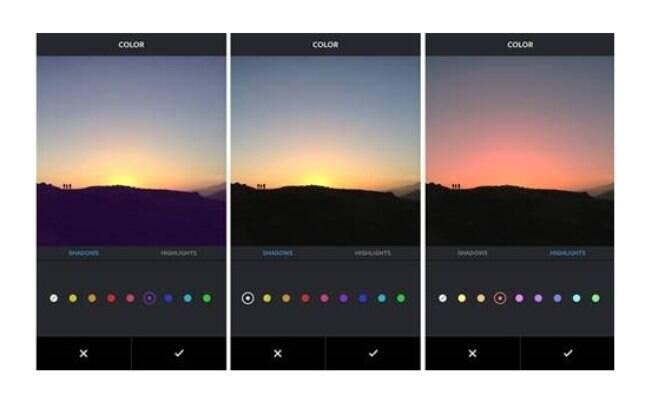 Instagram introduz duas novas ferramentas criativas. Função de Cor é uma delas