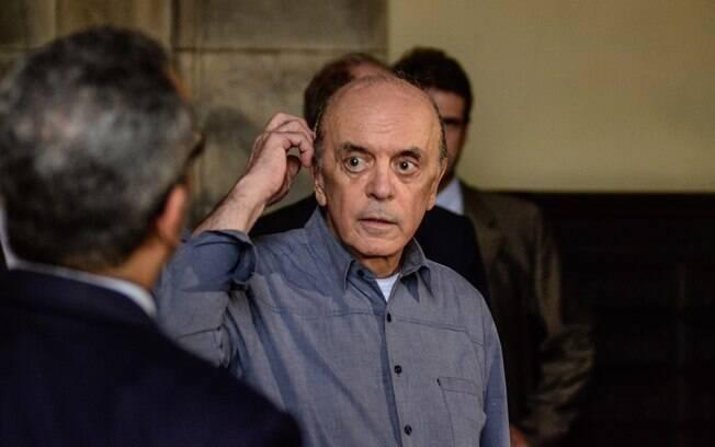 José Serra disse, por meio de sua assessoria, que não vai se pronunciar sobre o caso