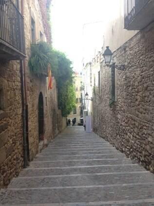 Caminhe pelas ruelas do bairro antigo de Girona e sinta-se em 'Game of Thrones'
