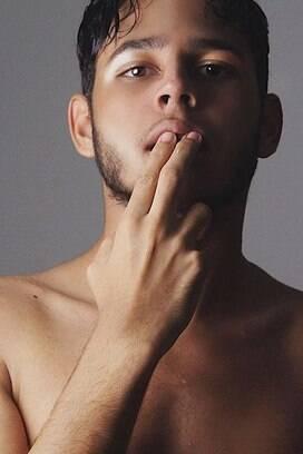 Juan Freitas, filho de Popó. Foto: Reprodução Instagram