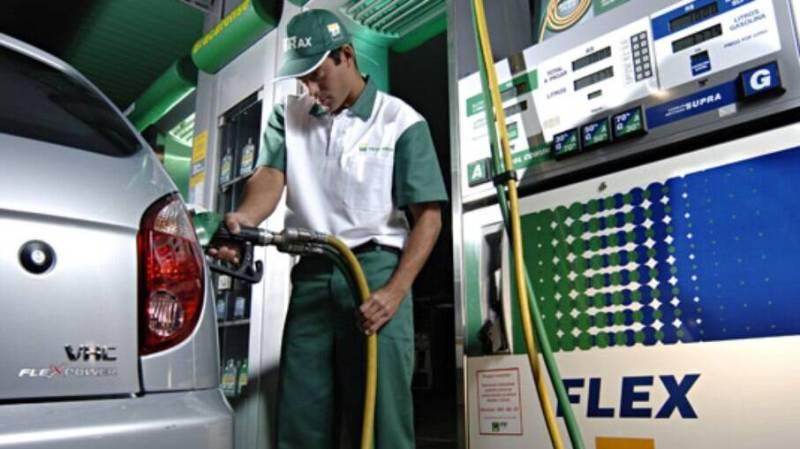 Confira a relação dos preços da gasolina nas regiões Sul, Sudeste, Centro-Oeste, Norte e Nordeste