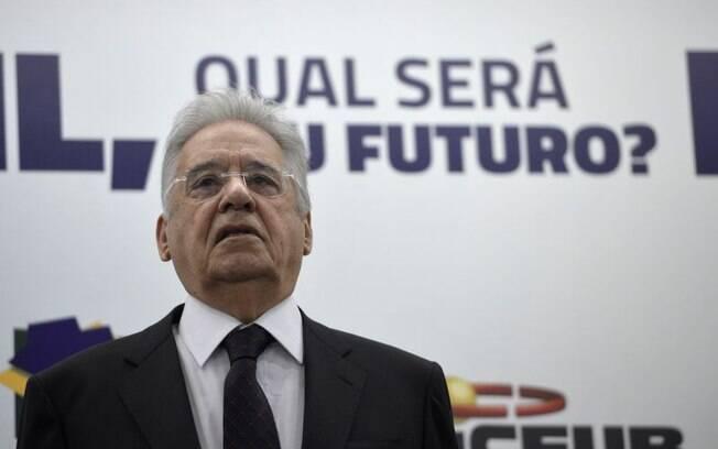 Temer e Aécio: ex-presidente Fernando Henrique disse que