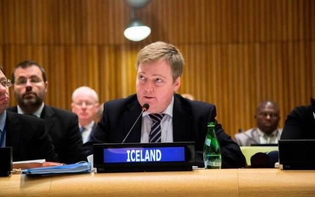 Premiê islandês teria se beneficiado de acordos para salvar bancos do país