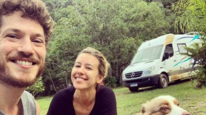 Cris Viana and Caio Paduan are always on the road and know Brazil by motorhome