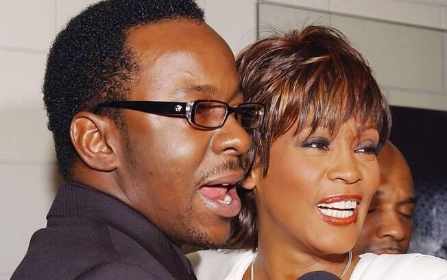 Resultado de imagem para Namorado da filha de Whitney Houston