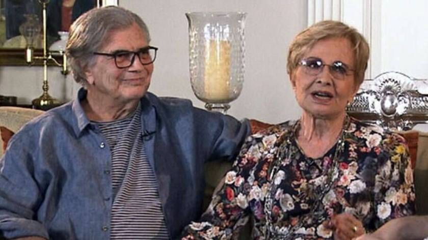 Tarcísio Meira and Glória Pires stayed together for 60 years