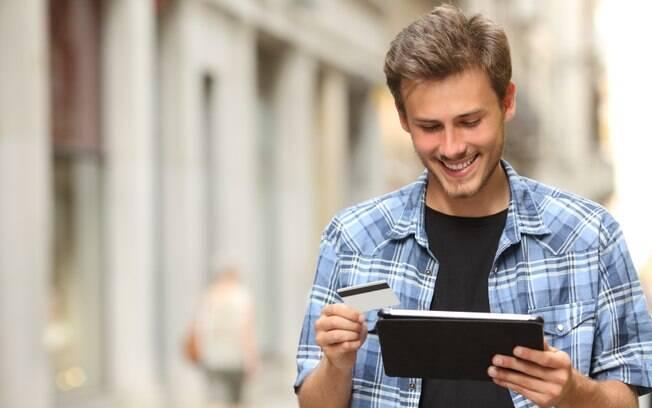 A compra online pode ser uma experiência segura e satisfatória