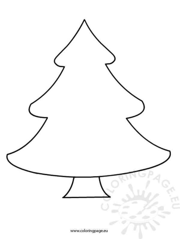 coloring pages christmas tree # 15