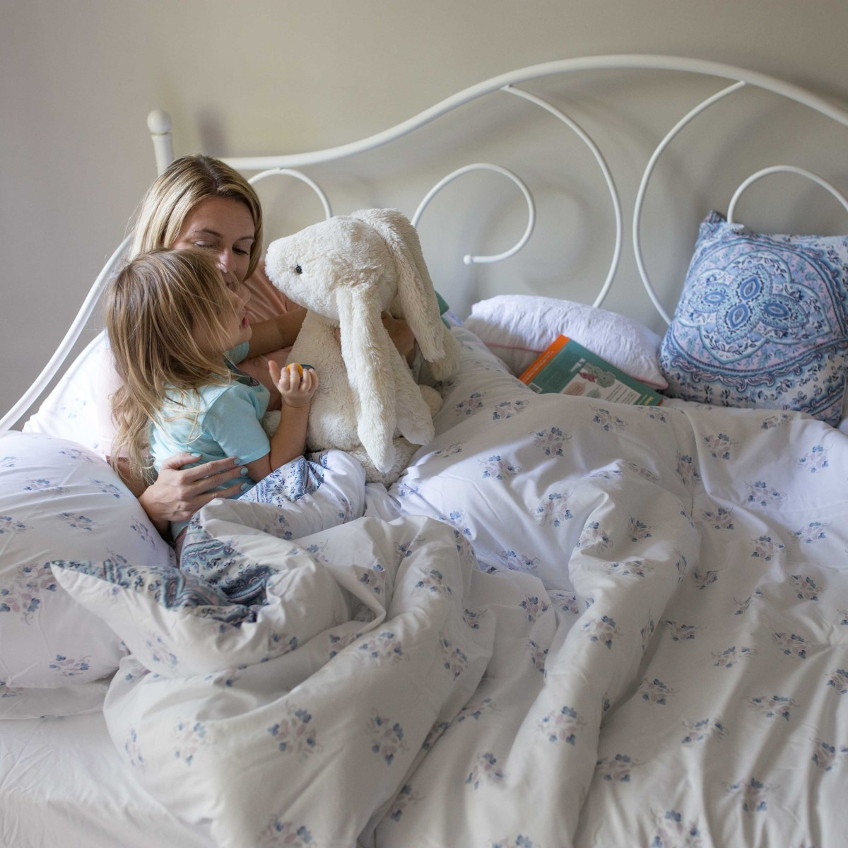 move your toddler to a full sized bed