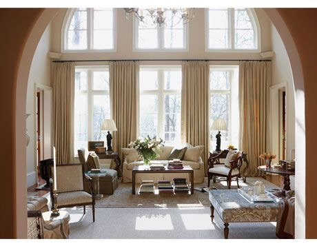 Window Treatments For Tall Windows Tips Amp Inspiration