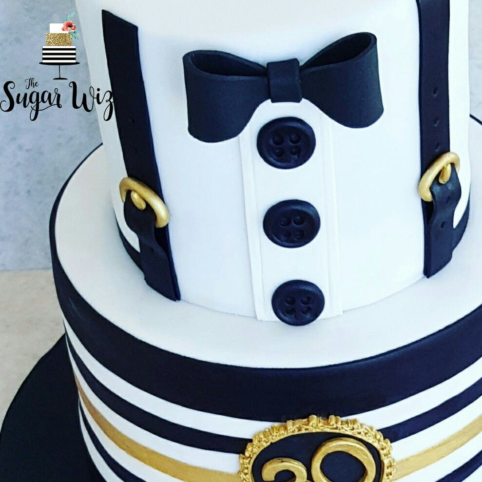 27 Awesome Picture Of Happy Birthday Cake For Men