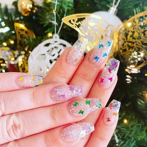 45 Super Trendy Acrylic Nails For 2020 For Creative Juice