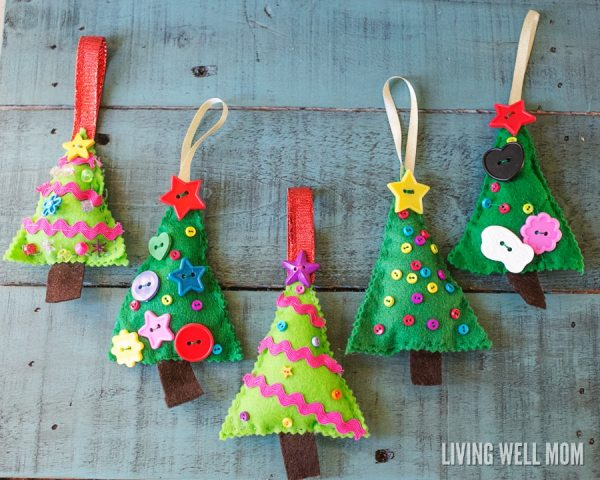 christmas ornaments sewing # 14