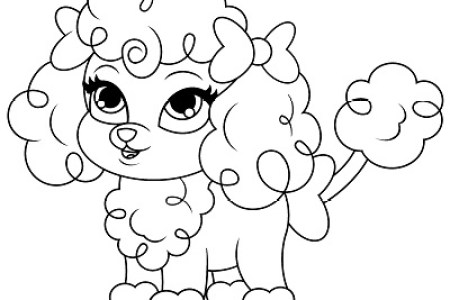 Whisker Haven Coloring Pages Page Of From Princess Palace Pets By