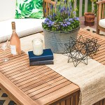 How To Plan Outdoor Coffee Table Decor The Charming Detroiter