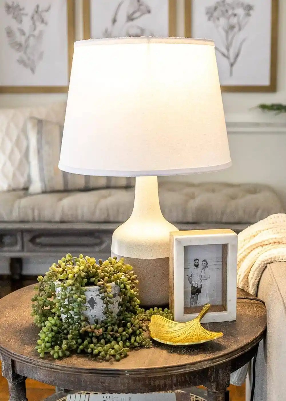 style end tables