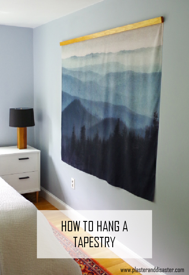 How To Hang A Tapestry So It Doesn T Look Like A College