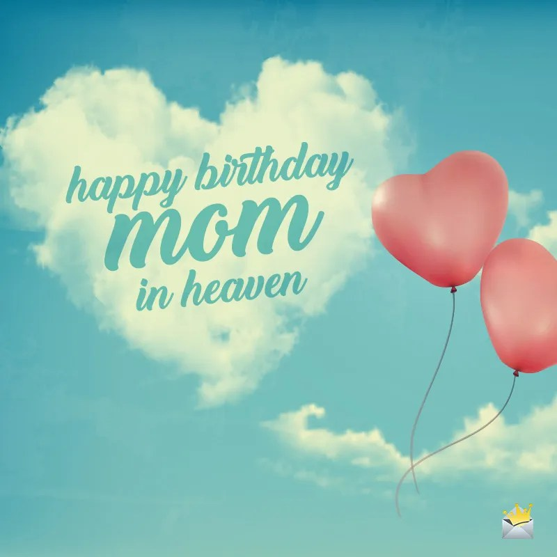 Butterfly Happy Birthday In Heaven Mom Quotes