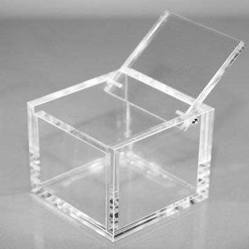 perspex box