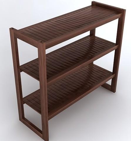 wooden shoe rack designs
