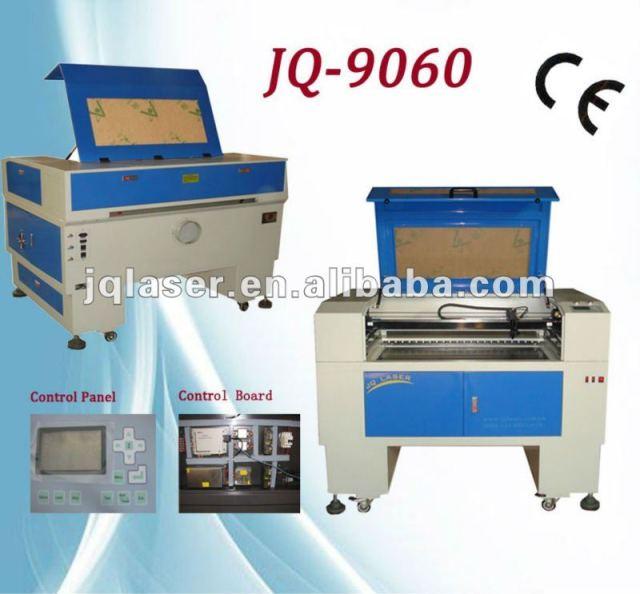 laser cutting machine for foam/acrylic/plastic/wood JQ-1390