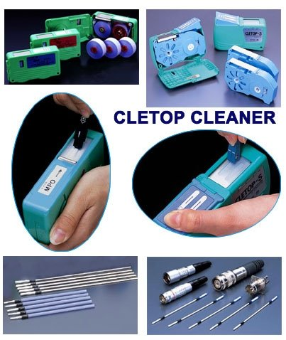 Fiber Cleaner CLETOP-S