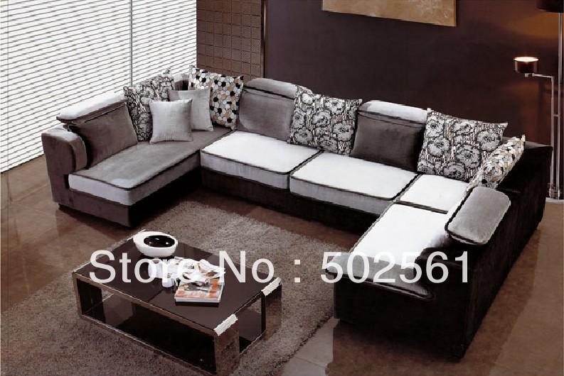 U Shaped Sofa Design Comfortable Memsaheb Net