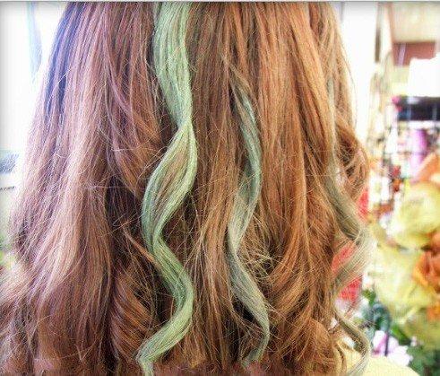 color hair stickhair chalk temporary hair chalkhair dye chalk dark brown hairs