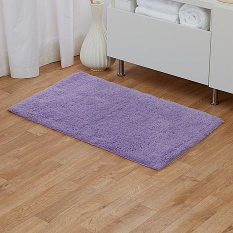 joy plush true perfection luxurious bath rug - 10073748 | hsn