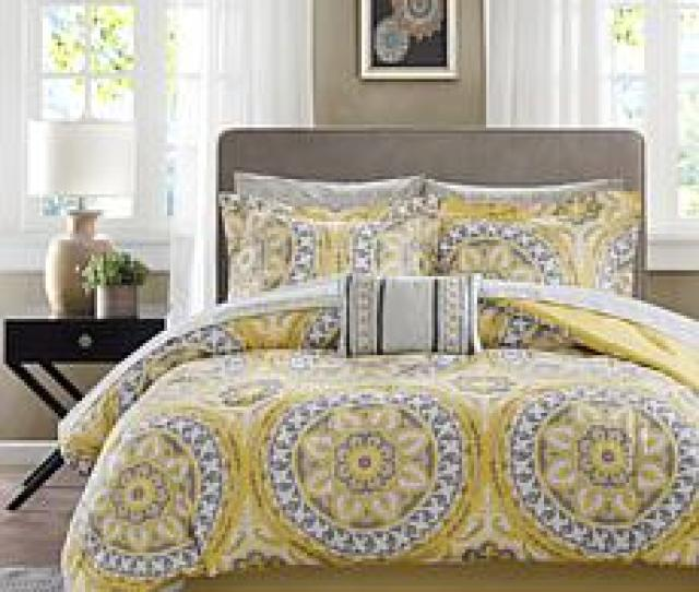 Serenity Complete Bed And Sheet Set Yellow