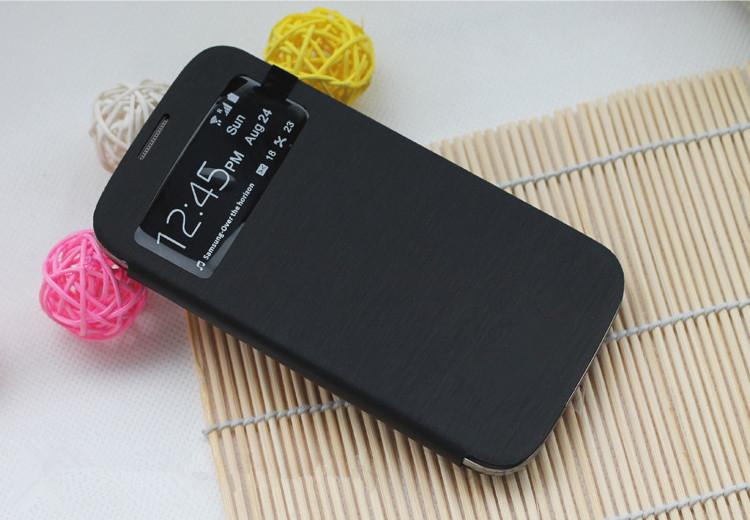 עבור samsung s4mini המקורי צוהר holsteins i9190 i9192 i9195 s4 mini מקרה טלפון מגן מקרה