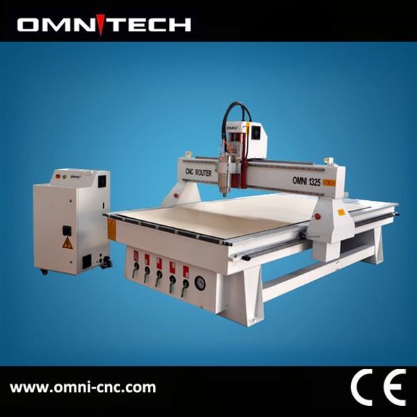 Jinan cnc hobby legno intaglio macchina 1325 carboning fornelli/forno