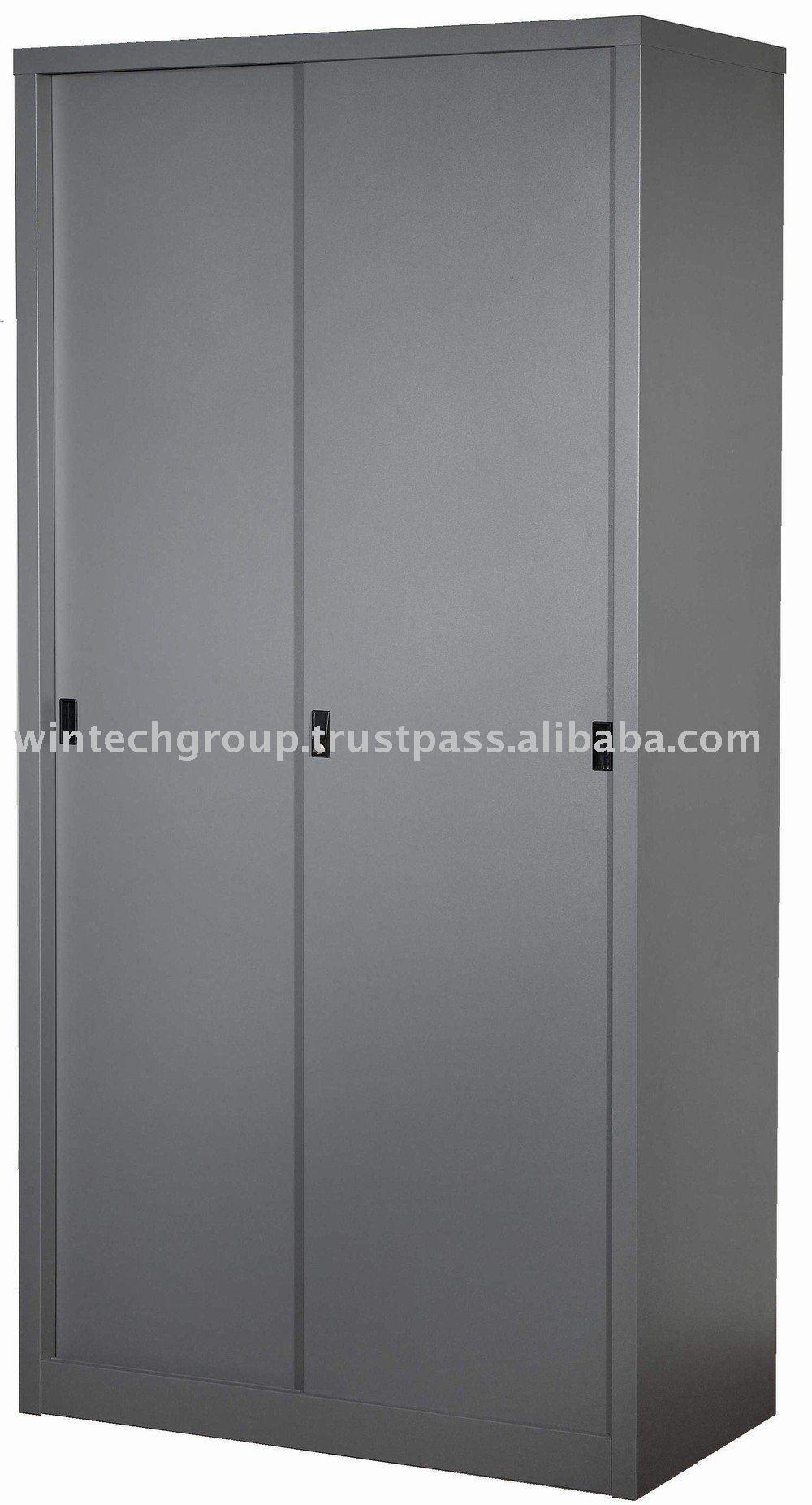 enclosed storage unit