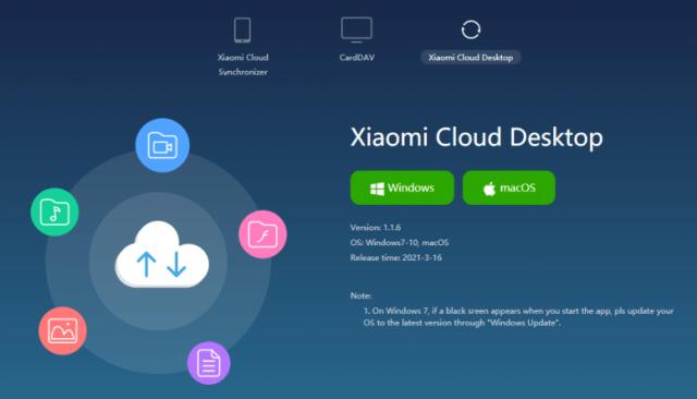 Mi Cloud Dispo pour PC et Mac, Gérer vos données depuis votre ordinateur