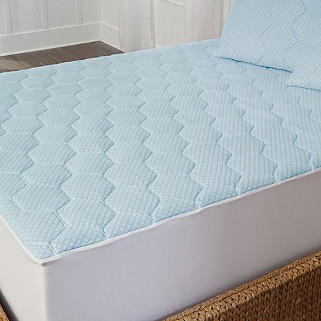 Concierge Rx Cooling Gel Memory Foam Mattress Pad King